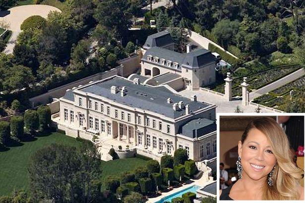 Mariah-Careys-Mansion
