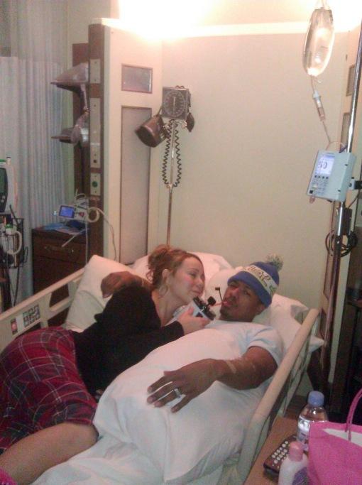 mariah-carey-nick-cannon-hospital-kidney-failure-2012