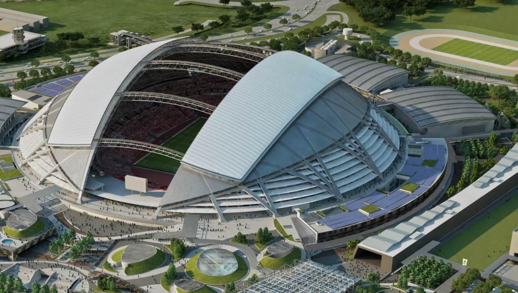 New_Singapore_National_Stadium
