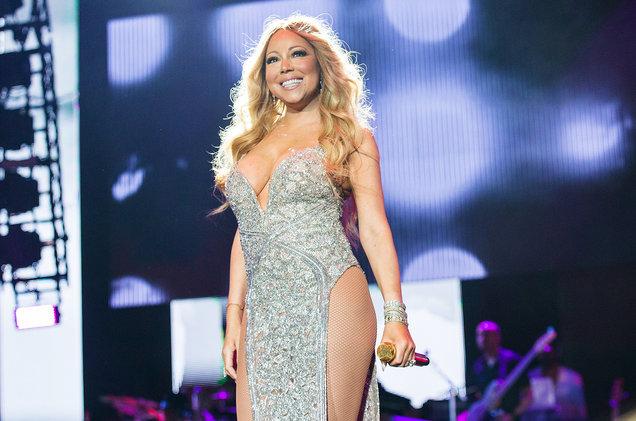 Mariah Carey no Essence Music Festival no Mercedes-Benz Superdome em 2 de julho de 2016 em Nova Orleans EUA. Foto: Josh Brasted/FilmMagic.