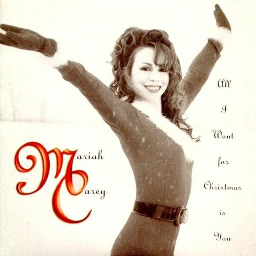 Capa do single de All I Want For Christmas Is You