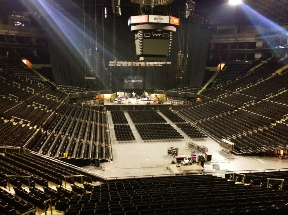 Arena Monterrey, Monterrey, México,