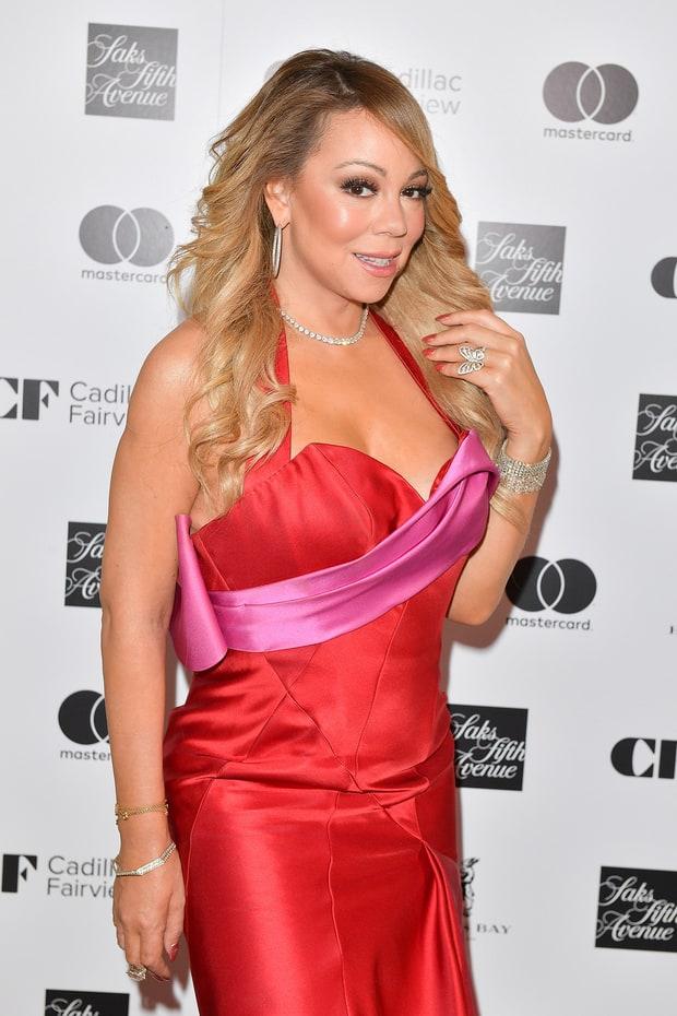 Mariah Carey em Toronto, Canada. Por: George Pimentel/WireImage